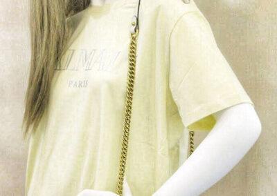 borsa Gucci bianca