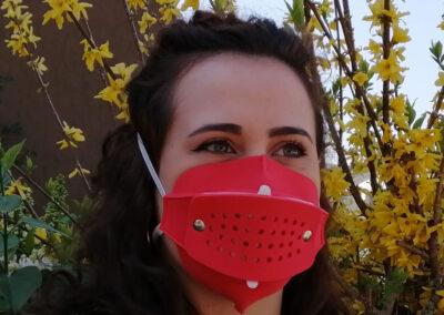 mascherina holly mask